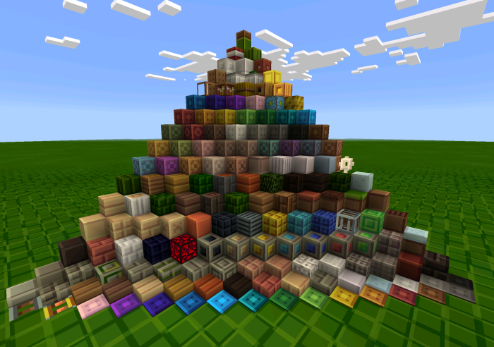 Tiny Pixels Texture Pack 0.11.1
