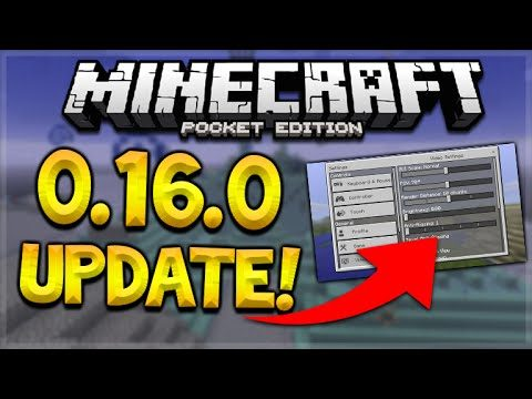 Minecraft 0 16 4 скачать на андроид