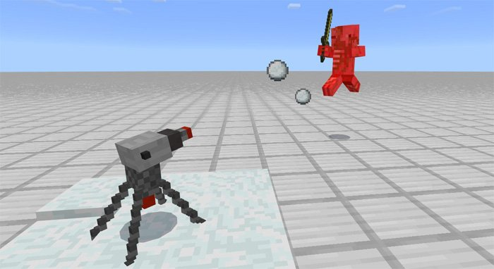 Redstone Mechanic Addon 1.0/0.17.0