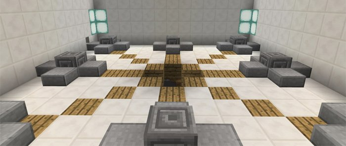 MedievalWays Hunger Games PvP) | Map for Minecraft PE