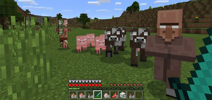Herobrine's Everywhere Addon 1.0/0.17.0