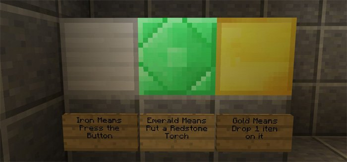 5 Secret Entrances [Redstone]