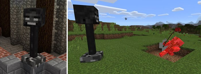 Wither Turrets Addon 1.0/0.17.0