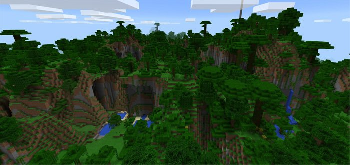 1628823125: Epic Jungle Cliffs