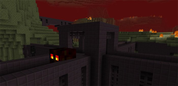 The Nether and the End Switched Texture Pack 1.0/0.17.0