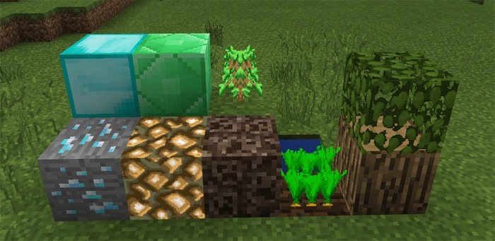 Animated Pack [64×64] 1.0/0.17.0
