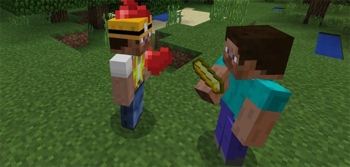 Helper Addon 1 0/0 17 0 | Mods & Addons for Minecraft PE