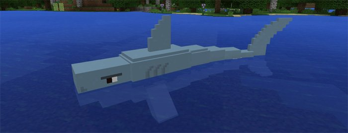 Jaws and Megalodon Addon 1.0/0.17.0