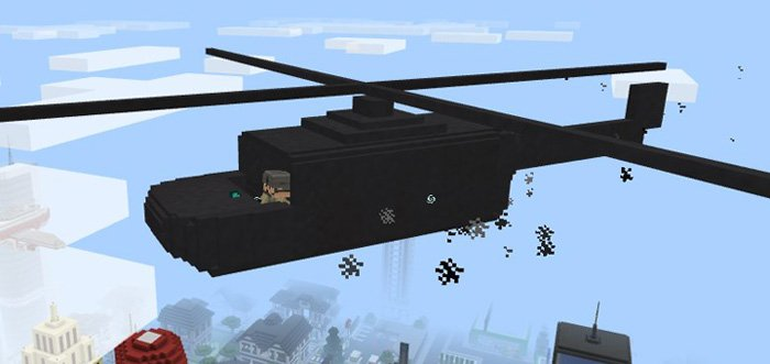 Helicopter Addon 1.0/0.17.0