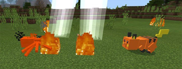Pikachu and Raichu Addon 1.0/0.17.0
