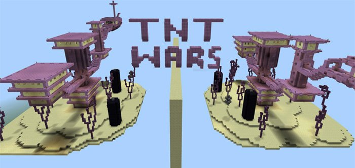 The End TNT Wars [PvP]