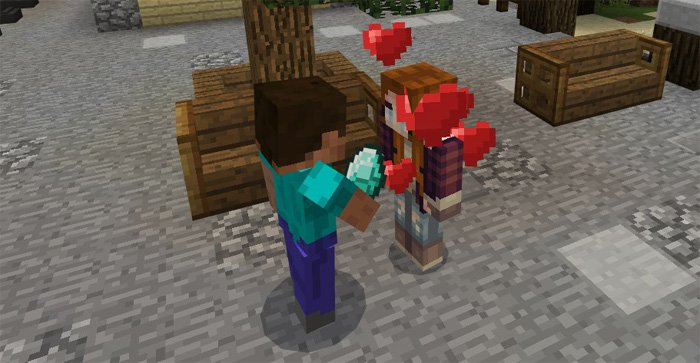 Girlfriends Addon 1 0/0 17 0 | Mods & Addons for Minecraft PE