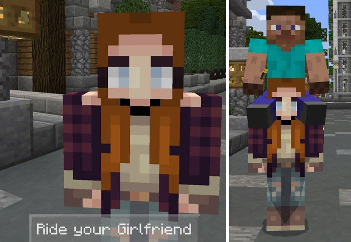 Girlfriends Addon 1.0/0.17.0