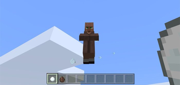 Snowball Levitation Addon 1.0/0.17.0
