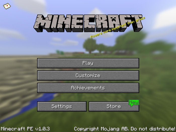 PC GUI Pack 1 0/0 17 0 | Resource Packs for Minecraft PE