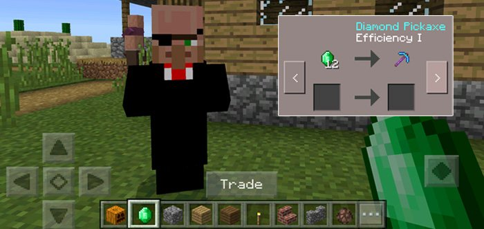Black Market Villager Addon (Only 1.0.4)