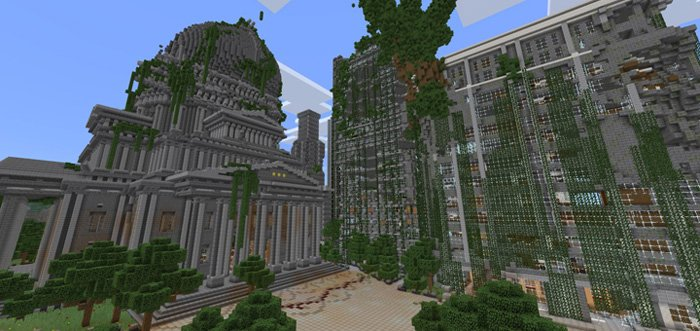 Apocalyptic City (Survival Games) [PvP]