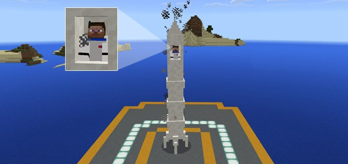 Mine-Rocket Addon 1.0.4/1.0