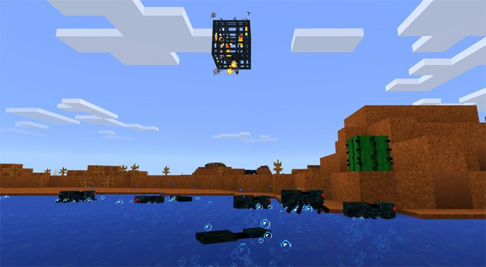 -934642901: Floating Monster Spawners 1.0.4.1/1.0.4/1.0.0