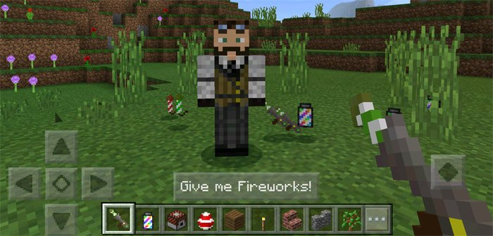 Fireworks Addon (Only 1.0.4.1!)