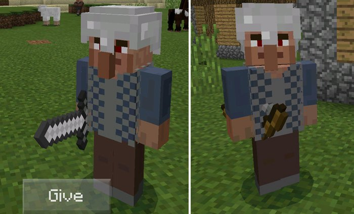 Village Guards Addon 1.1.0/1.0.6/1.0.5