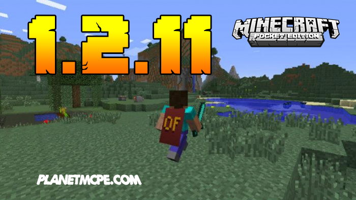 Download Minecraft PE 1.2.11 Free for Android