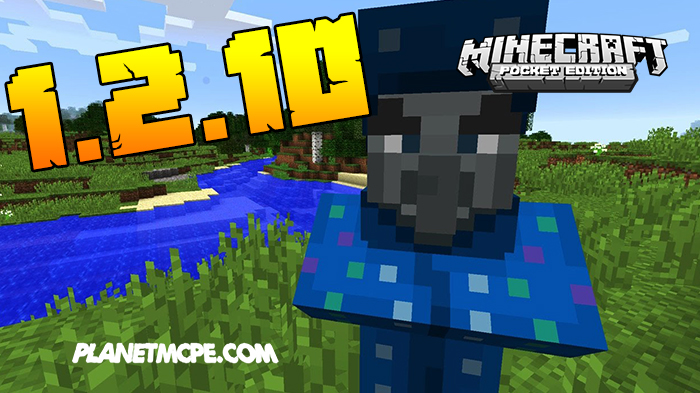 Download Minecraft PE 1.2.10 Free for Android