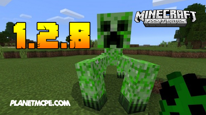 Download Minecraft PE 1.2.8 for Android