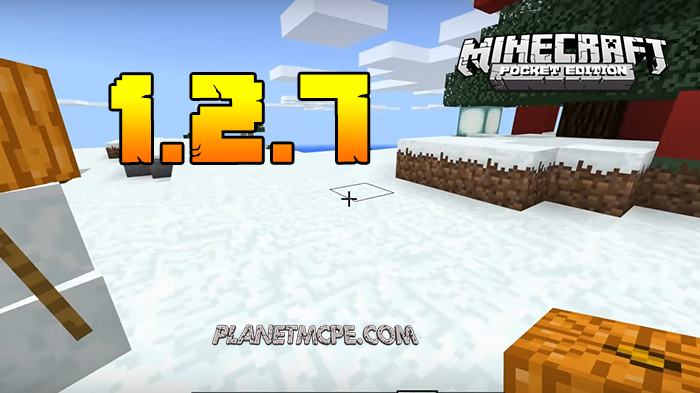 Download Minecraft PE 1.2.7 for Android