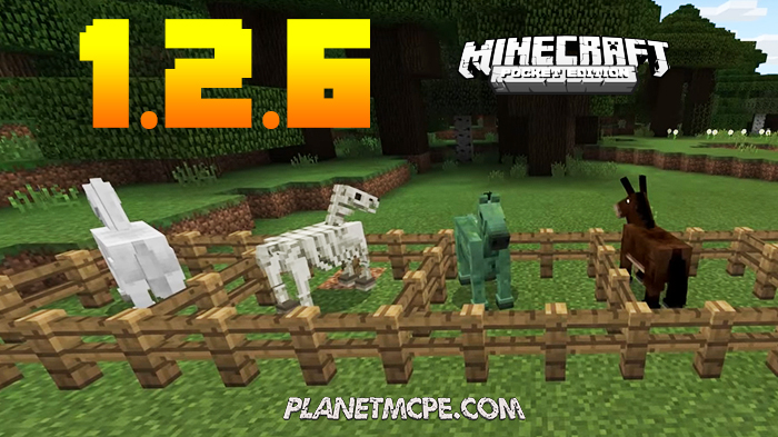 Download Minecraft PE 1.2.6 Free for Android