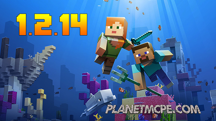Free Download Minecraft 1.2.14.3 Bedrock