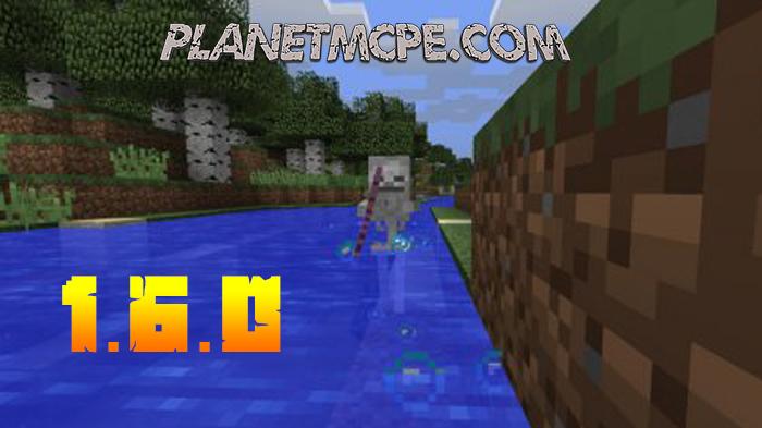 Minecraft Bedrock 1.6.0.1 Beta