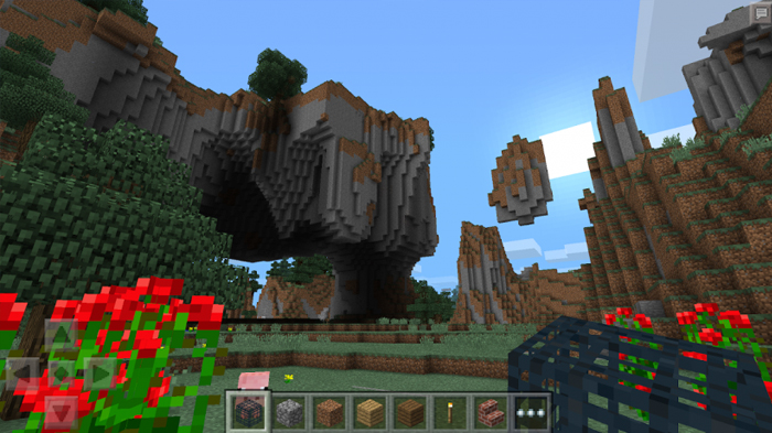 Download Minecraft PE 1.6.0.8 (Beta)