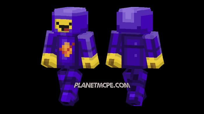 Benny (Spaceman) Skin