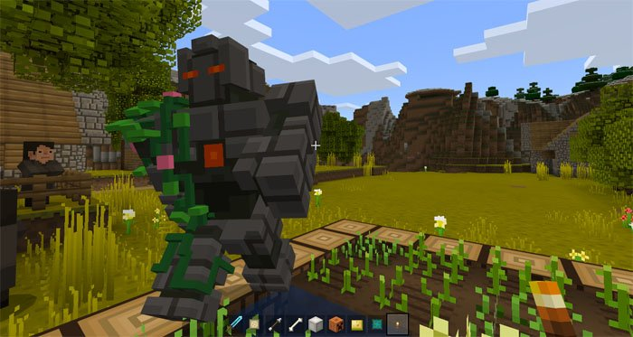 Download Resource Pack BlockPixel for Minecraft for Android