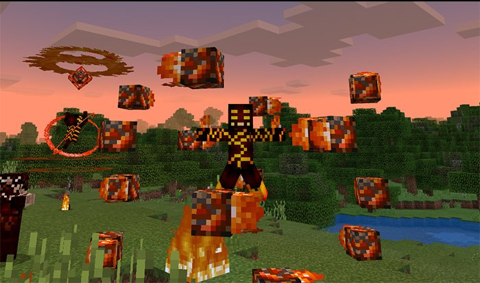 Download Biome: Project 0 addon for Minecraft Pocket Edition for Android