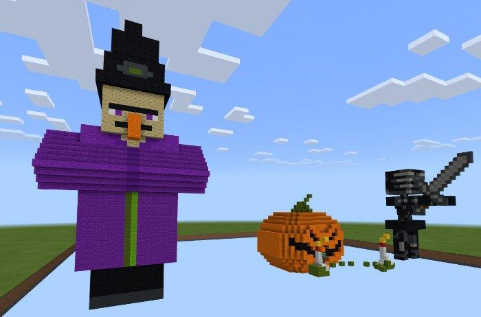 Halloween Burn It Map