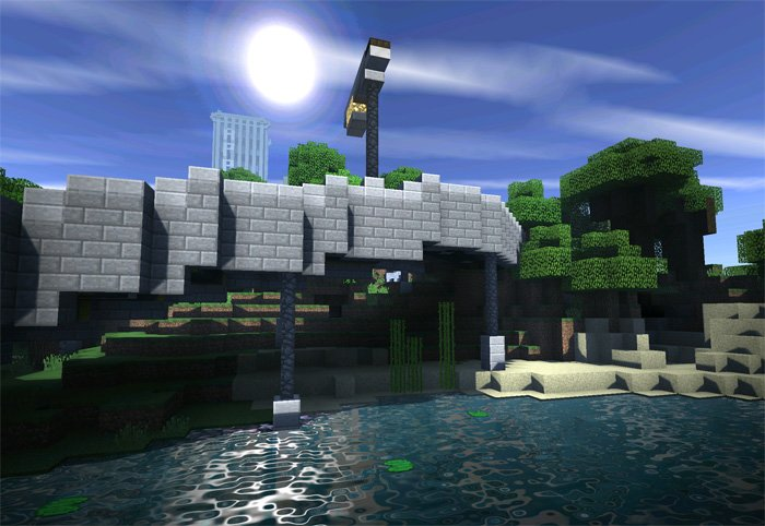 Download SEUS Pocket Edition Shaders for Minecraft Bedrock Edition