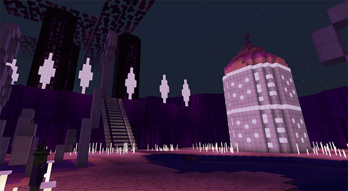 Download Project Spectron: Halloween Edition Map for Minecraft Pocket Edition