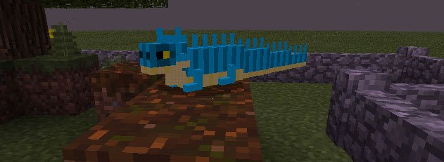 Download Iguanas and Snakes addon for Minecraft 1.8 for Android