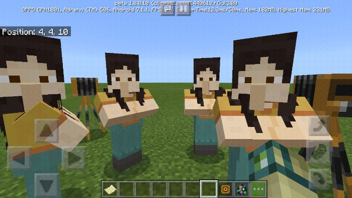 Download Magent and Pagent addon for Minecraft PE