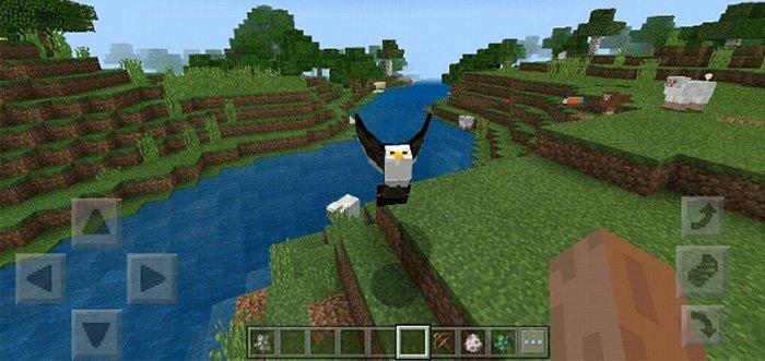 Eagle of the Sky Addon 1.9