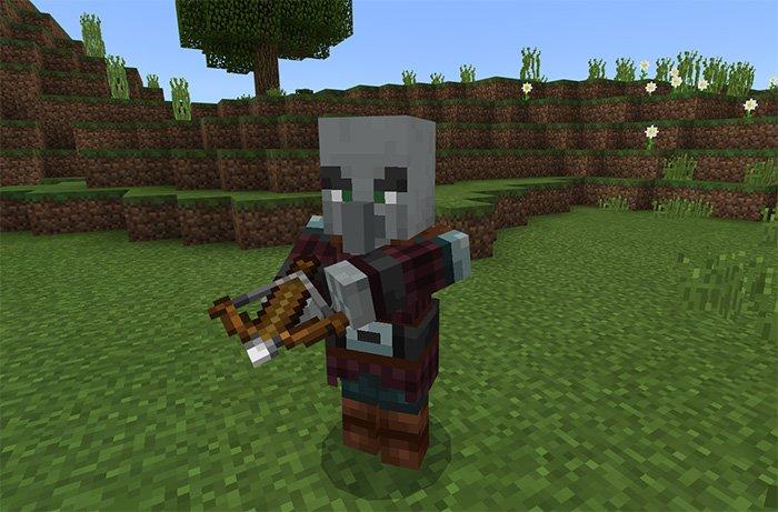 Download Bedrock AI Addon for Minecraft 1.9 Pocket Edition