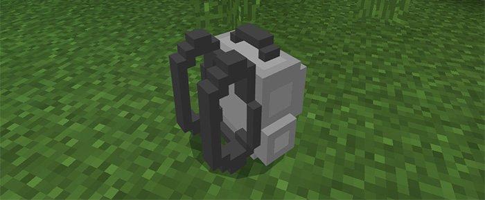 Download Vanilla Backpack Addon for Minecraft 1.9 Pocket Edition