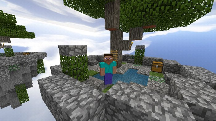 Download SkyWars Map for MCPE