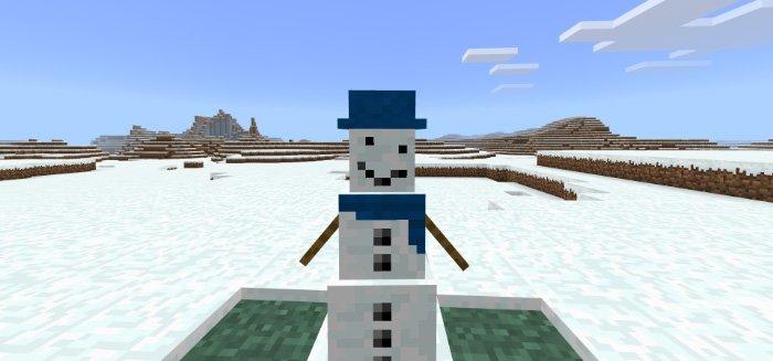 Snowman Addon