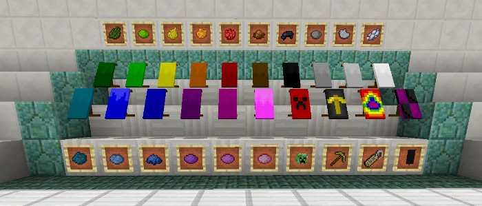 Addon Wearable Cape Banners 1.8.0