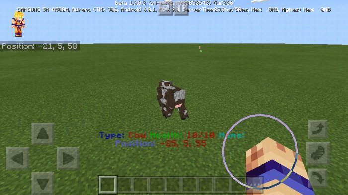 Download Addon Mob Indicator for Minecraft Bedrock 1.9.0.3 - Android | PlanetMCPE