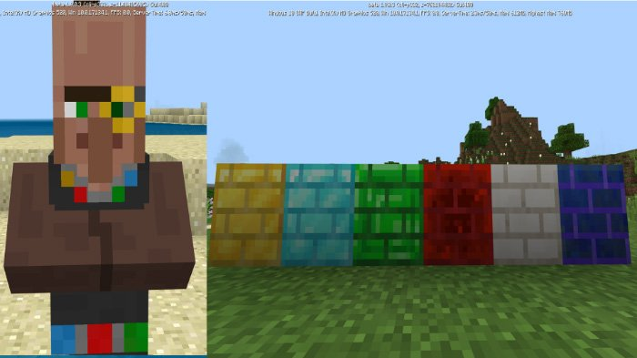 Download Addon Innumerous Blocks for Minecraft Bedrock 1.8.0 - Android | PlanetMCPE
