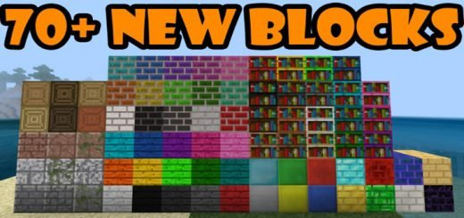 Addon Innumerous Blocks 1.8.0